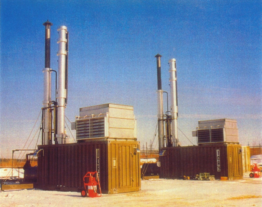 Tiruwell Mini Oil Refineries